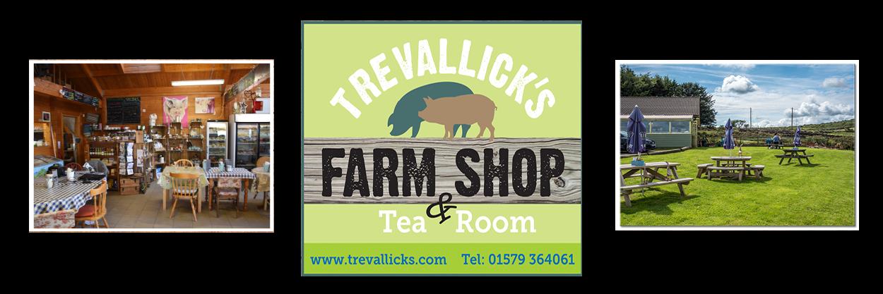 Trevallick's Farm shop & Tea room